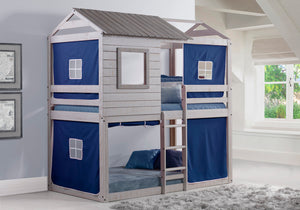 WEEKLY or MONTHLY. Hey Deer Blind Bunk Loft with Blue Tent