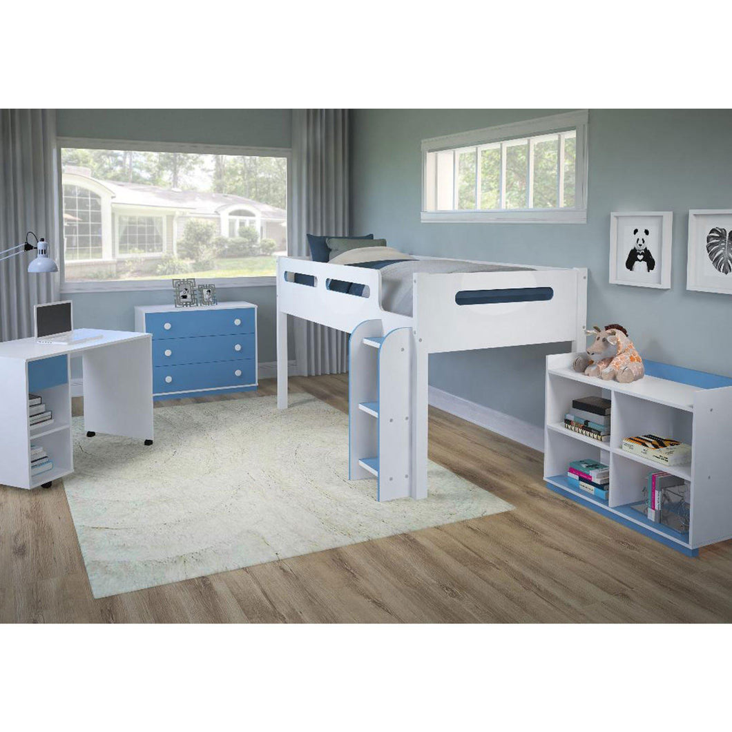 WEEKLY or MONTHLY. Blue Water Low Loft Bunk