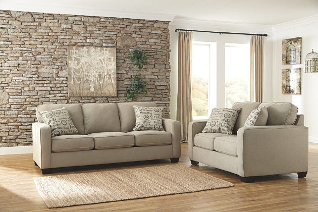 WEEKLY or MONTHLY. Alenya Quartz Couch Set