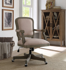 WEEKLY or MONTHLY. Mary and Martha Home Office Chair