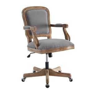 WEEKLY or MONTHLY. French Vintage Style Home Office Chair