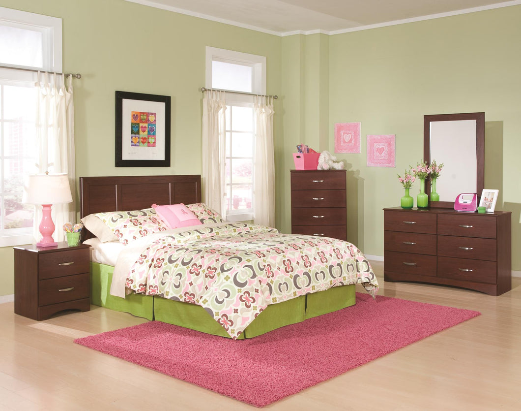WEEKLY or MONTHLY. Briar Bedroom Group