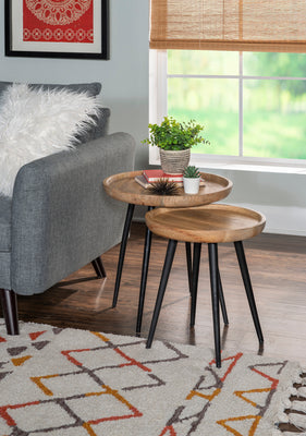 Walt Disc Side Tables