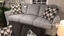 WEEKLY or MONTHLY. Zena Dove Sectional