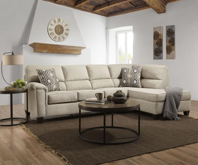 WEEKLY or MONTHLY. Dante Almond Sectional