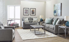 WEEKLY or MONTHLY. Surge Smoke Chofa Sectional