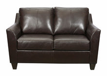 WEEKLY or MONTHLY. Soft Touch Genuine Leather in Bark Couch Set