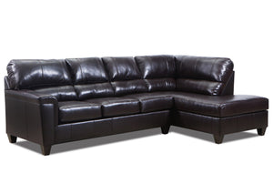 WEEKLY or MONTHLY. Soft Touch Genuine Sectional in Fog