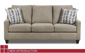 WEEKLY or MONTHLY. Pacific Tan Couch Set