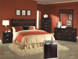 WEEKLY or MONTHLY. Hudson Tyler Bedroom Group