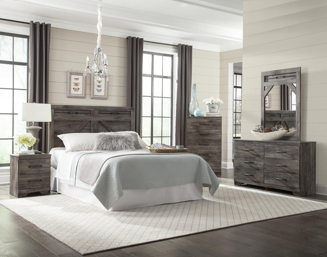 WEEKLY or MONTHLY. Glennridge Town Bedroom Group