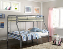 WEEKLY or MONTHLY. Glorious Silver Bunkbeds-Community Furnishings-Community Furnishings
