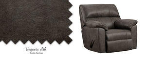 WEEKLY or MONTHLY. Aqua Ash Chaise Rocker Recliner