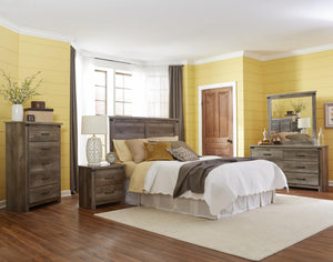 WEEKLY or MONTHLY. Strong Wood Gabriel Bedroom Group
