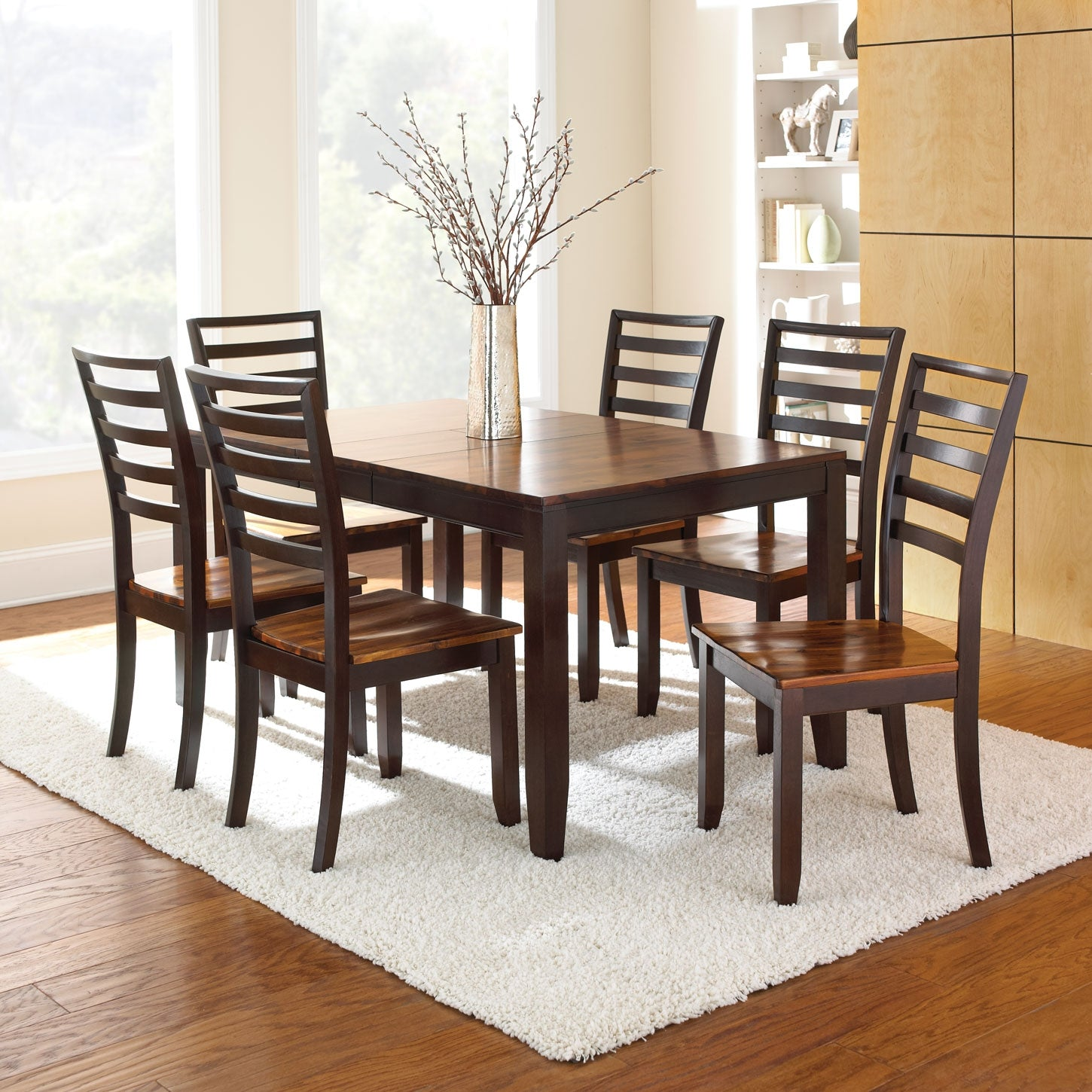 Cucina Letters Kitchen Decor, Weekly Or Monthly Abaco Standard Height Dining Table 6 Dining Chair Community Furnishings