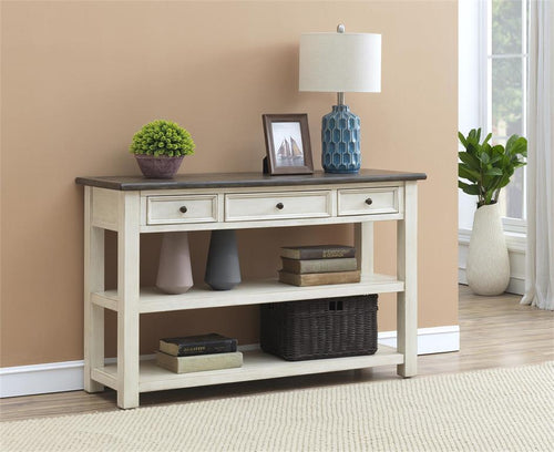 WEEKLY or MONTHLY. Claire Sofa Console Table