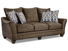 WEEKLY or MONTHLY. Brown Athena Couch Set