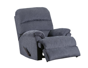 WEEKLY or MONTHLY. Cadbury Linen Rocker Recliner