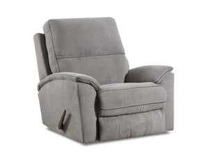WEEKLY or MONTHLY. Persian Slate POWER Rocker Recliner
