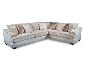 WEEKLY or MONTHLY. Genie Linen Sectional