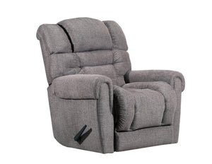 WEEKLY or MONTHLY. Boston POWER Rocker Recliner in Saddle