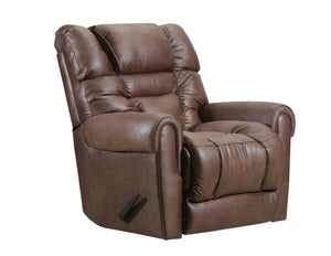 WEEKLY or MONTHLY. Gaitlin POWER Rocker Recliner in Cocoa
