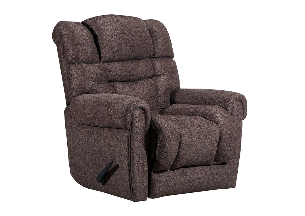 WEEKLY or MONTHLY. Boston Recliner in Saddle