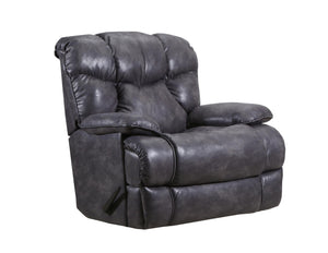 WEEKLY or MONTHLY. Kane POWER Rocker Recliner in Saddle