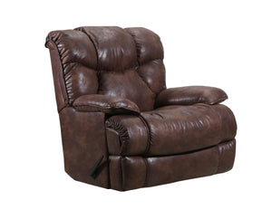 WEEKLY or MONTHLY. Kane POWER Rocker Recliner in Iron