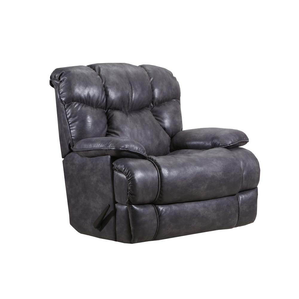 WEEKLY or MONTHLY. Kane Recliner in Iron