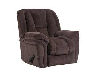 WEEKLY or MONTHLY. Showbiz POWER Rocker Recliner in Red