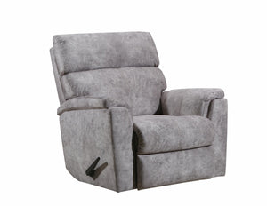 WEEKLY or MONTHLY. Gateway POWER Rocker Recliner in Platinum