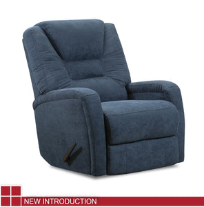 WEEKLY or MONTHLY. Steel Keaton Recliner