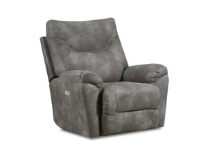 WEEKLY or MONTHLY. Gorman Gray Recliner