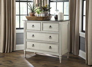 WEEKLY or MONTHLY. Glorious Rustic 4-Drawer Accent Console
