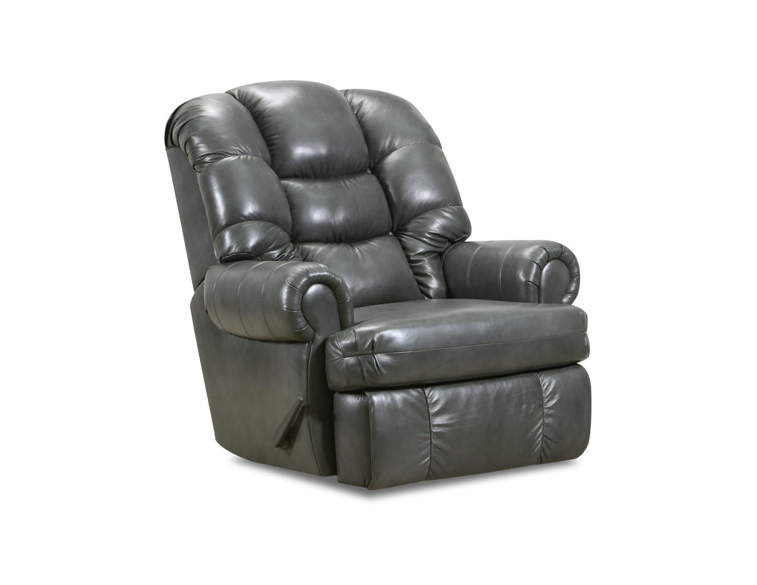 WEEKLY or MONTHLY. Frisco Gray POWER Rocker Recliner