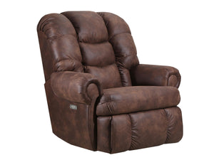 WEEKY or MONTHLY. Dorado Charcoal POWER Rocker Recliner