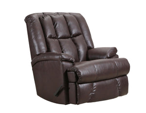 WEEKLY or MONTHLY. Beulah Land POWER Rocker Recliner in Dark Gray