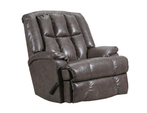 WEEKLY or MONTHLY. Super Value POWER Rocker Recliner in Chestnut