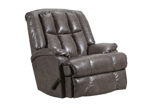 WEEKLY or MONTHLY. Super Value POWER Rocker Recliner in Gray