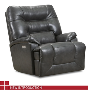 WEEKLY or MONTHLY. Cordoba Gray POWER Rocker Recliner