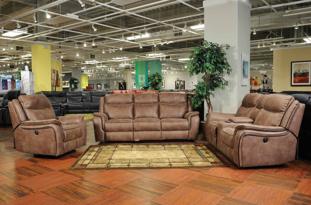 WEEKLY or MONTHLY. Football Friendly Comfort in POWER Couch Set