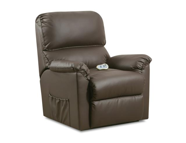 WEEKLY or MONTHLY. Chocolate Patriot Lift Recliner