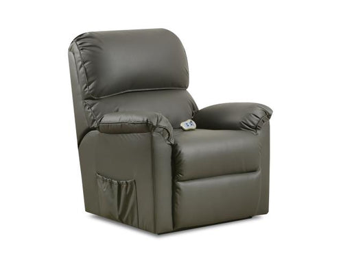 WEEKLY or MONTHLY. Gray Patriot Lift Recliner