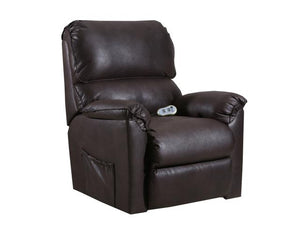 WEEKLY or MONTHLY. Turbo Power Lift Recliner in Mocha