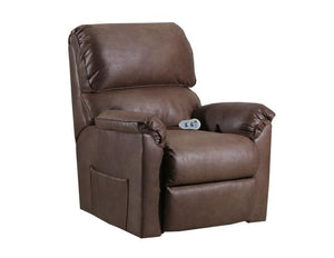 WEEKLY or MONTHLY. Turbo Power Lift Recliner in Cocoa