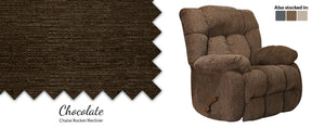 WEEKLY or MONTHLY. Brody Otter Chaise Rocker Recliner