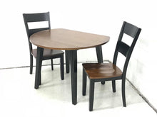WEEKLY or MONTHLY. Cherry with Black Walnut Drop Leaf Dining