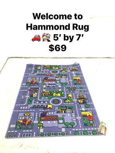 Welcome to Hammond Rug