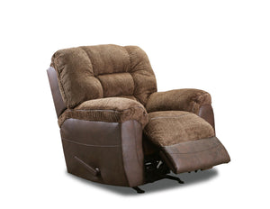WEEKLY or MONTHLY. Darcy Chocolate CUDDLER Recliner, POWER or MANUAL